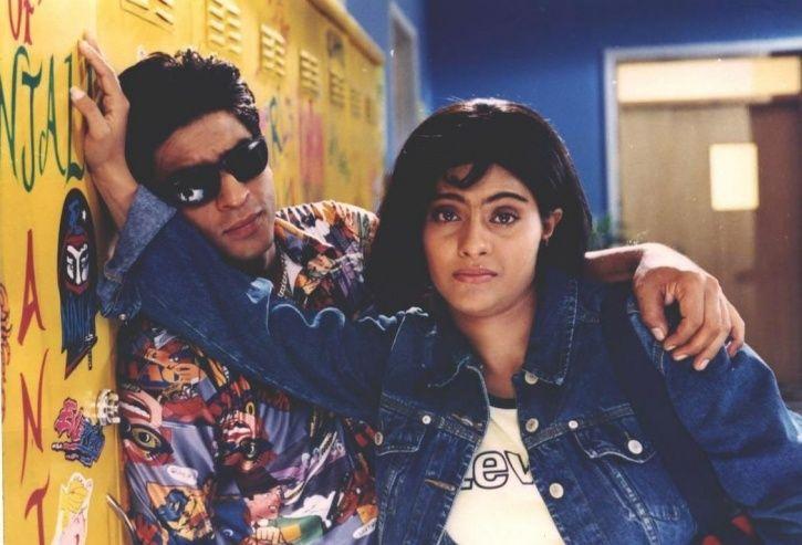 Rahul and Anjali from Kuch Kuch Hota Hai.