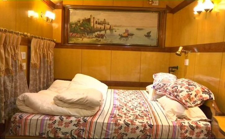 Railways To Provide Saloon Coaches For Commercial Purposes