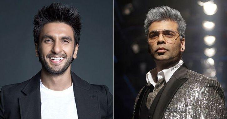 Ranveer Singh on working with Karan Johar