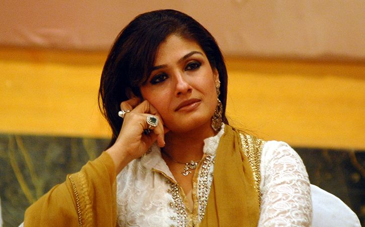 Raveena Tandon Shares Her Thoughts On Harassment In The Industry