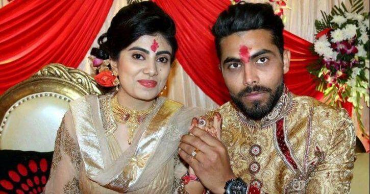 Ravindra Jadeja wife