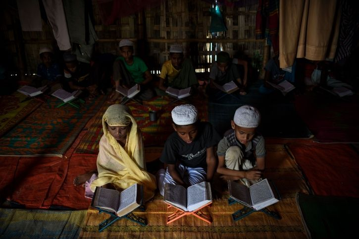 Rohingya muslims, Myanmar, India, deportation, rakhine operation, peace