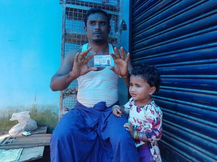 Rohingya Refugees Kerala
