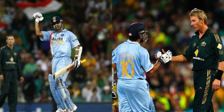 Sachin Tendulkar was not to messed with