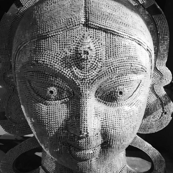 Samaj Sebi Sangha, Durga Idol
