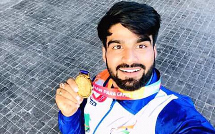 Sandeep Chaudhary Smashes World Record In Javelin As India Claim 11 Medals