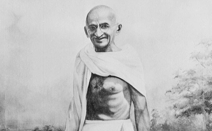 School In Malaysia Reveres Mahatma Gandhi Every Day