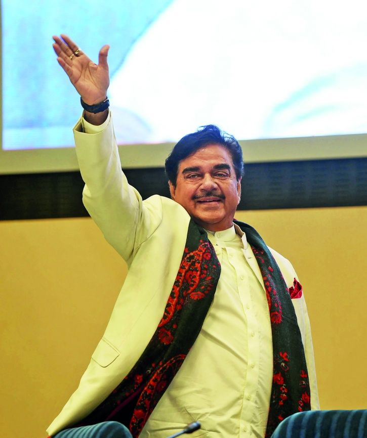 Shatrughan Sinha Feels #MeToo Movement Is Becoming 'Free For All' & Being Blown Out Of Proportion