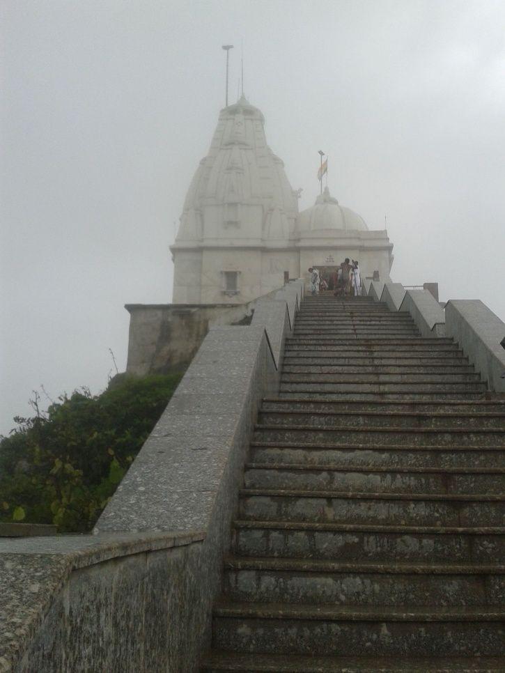 Shikharji Hill