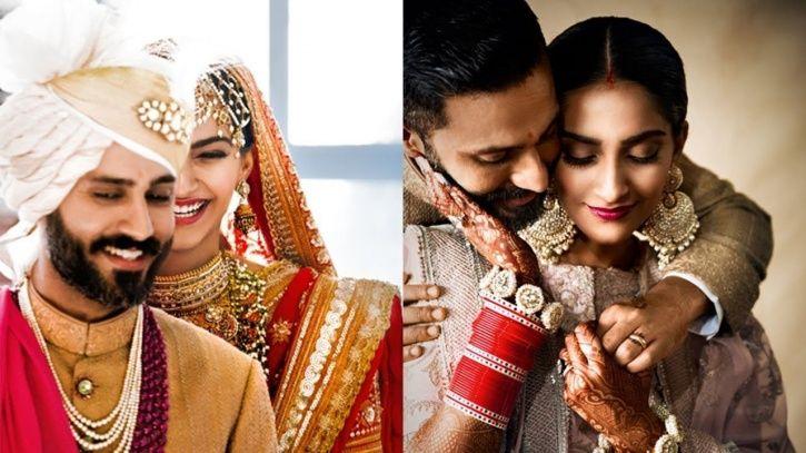 Sonam and anand Wedding bollywood