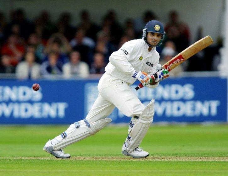 Sourav Ganguly made 144