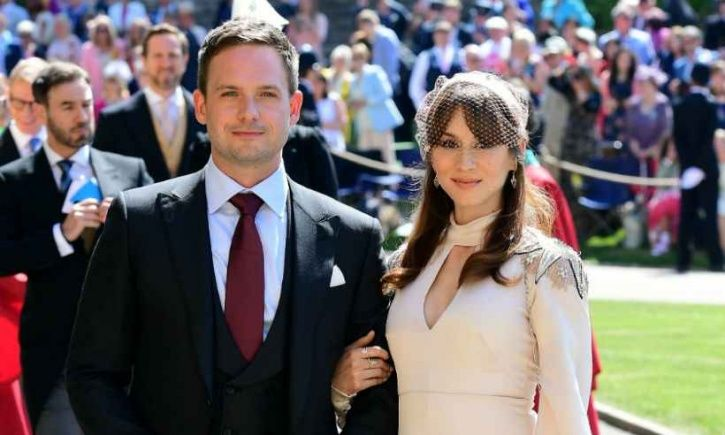 'Suits' Star Patrick J Adams Jokes How Fatherhood Has Taught Him How Much Sleep Means
