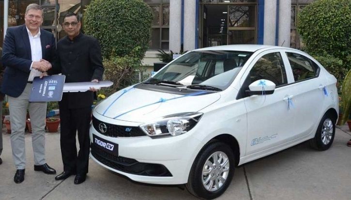 Tata Tigor EV, Tata Electric Vehicle, Tigor Electric Variant
