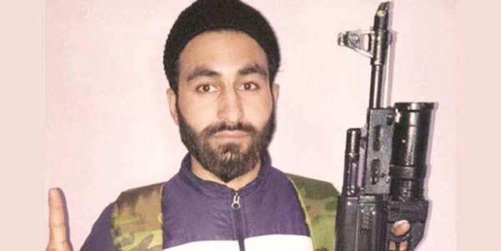 Terrorist Manan Wani