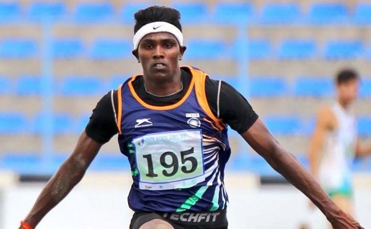 Triple Jumper Praveen Chitravel Clinches Bronze