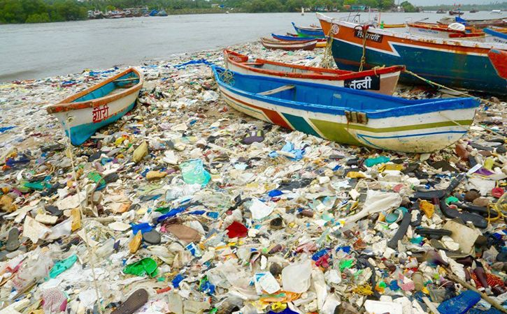 Two Told To Clean Up Versova Beach As Punishment