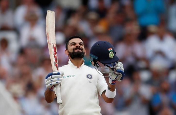 Virat Kohli Continues To Rule The Roost In The ICC Test Batting Rankings