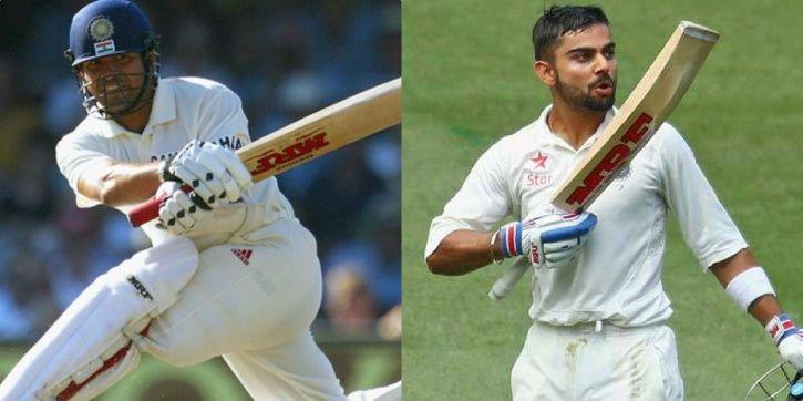 Virat Kohli made 169 v Australia