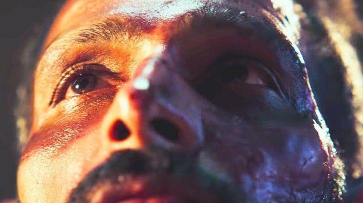 A picture of Mahesh Balraj AKA Ali Saeed from Netflix India original show Ghoul.