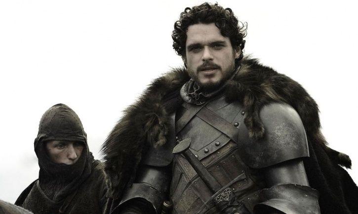 A picture of Robb Stark AKA Richard Madden.
