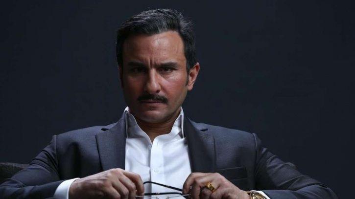 A picture of Saif Ali Khan.