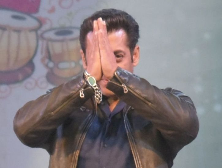 A picture of Salman Khan