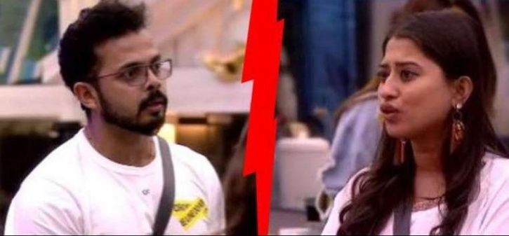 A picture of Sreesanth who threatened to quit Bigg Boss 12 in just two days.