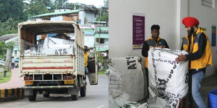 Amazon delivery, Andaman and Nicobar Islands, Havelock islands,