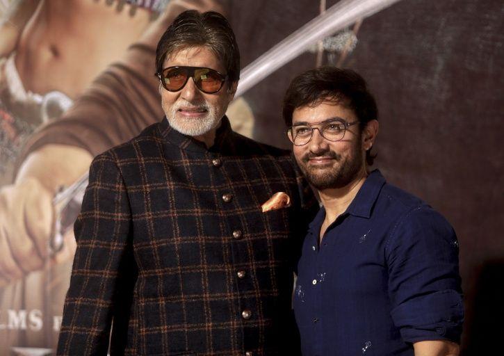 Amitabh Bachchan & Aamir Khan Dodge The Question On Tanushree Dutta-Nana Patekar Controversy!