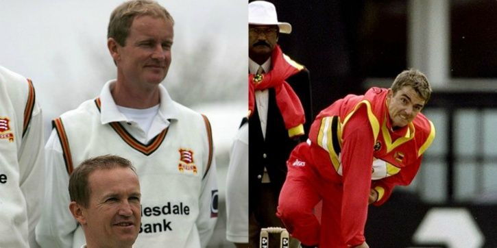 Andy Flower and Grant Flower played for Zimbabwe