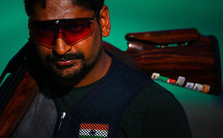 Ankur Mittal Wins Double Trap Gold In World Championship
