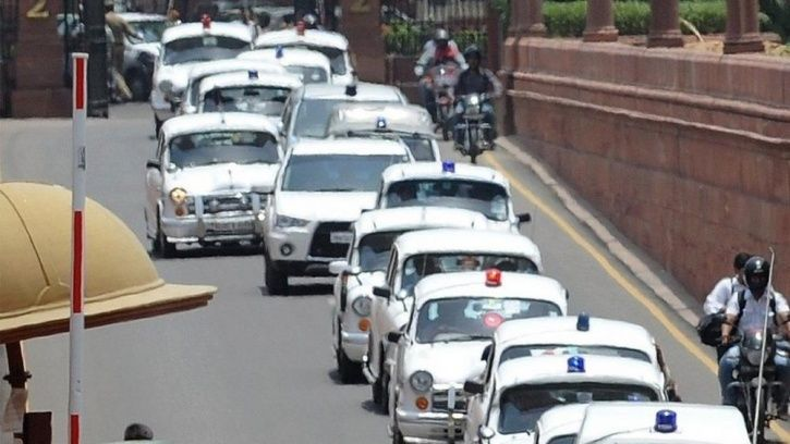 As Petrol Prices Burn Holes In Aam Aadmi's Pockets, MPs Get Rs 16/Km As Travel Allowance