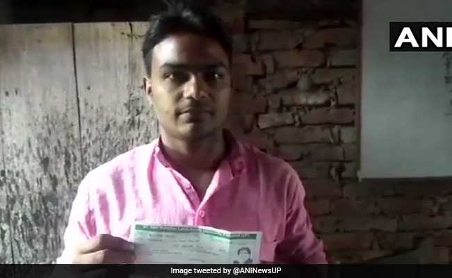At A University In Uttar Pradesh, Admit Card Issued With Photograph Of Amitabh Bachchan