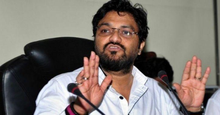 Babul Supriyo Threatens To Break Man