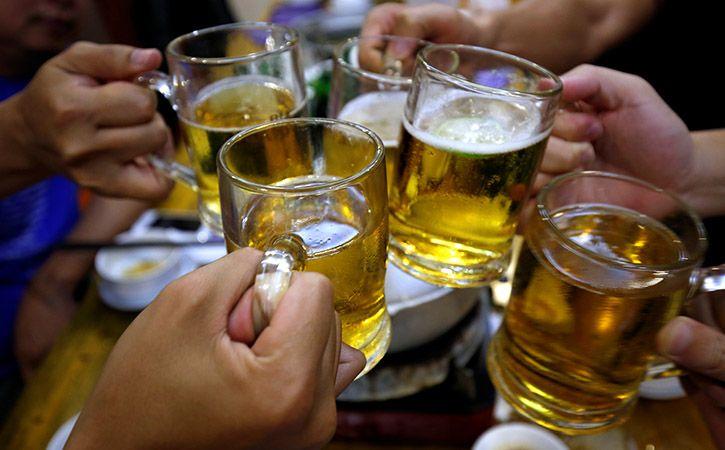 brewed beer in your favourite restaurant