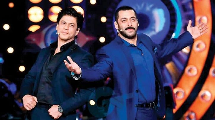 Bromance Goals! We Can't Read What Salman & Shah Rukh Said About Each Other Without Happy-Crying