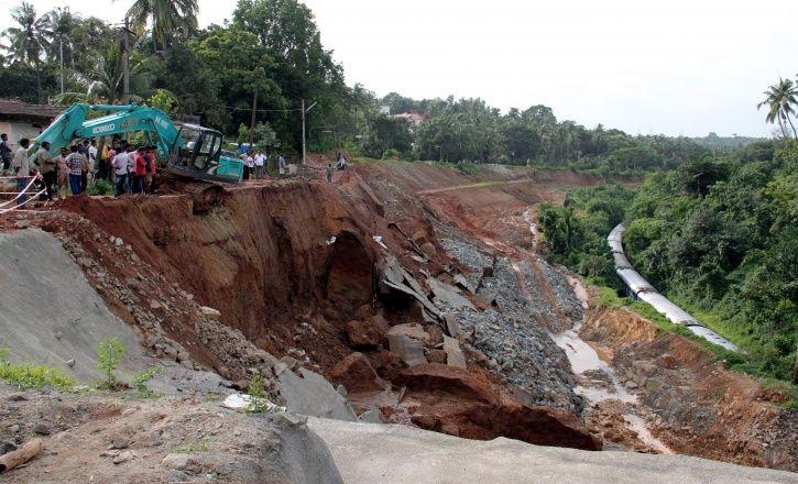 Darjeeling, Community-based warning system, landslides, West Bengal, Geological Survey of India