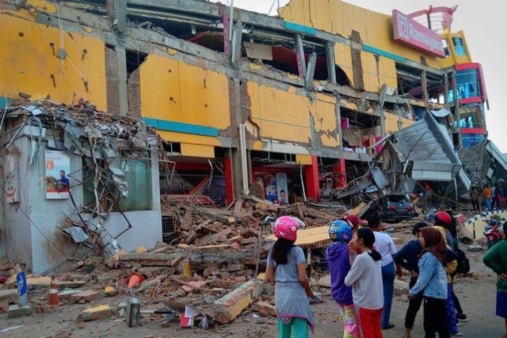 Death Toll From Indonesian Earthquake Tsunami Rises To 832