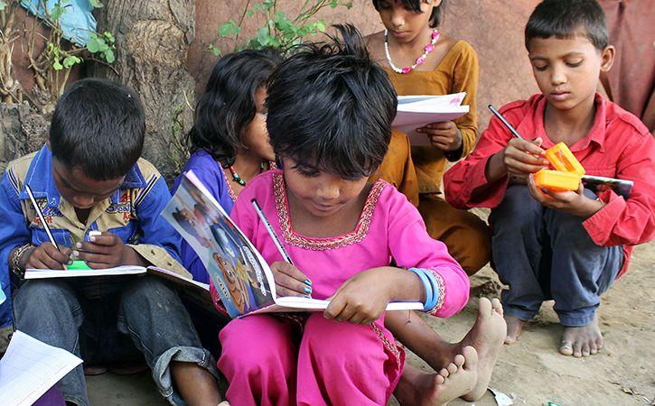 Dehradun Police Station Turns School For Slum Kids
