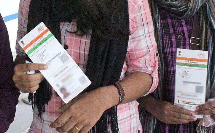 Delhi Chinese spy Aadhaar Card
