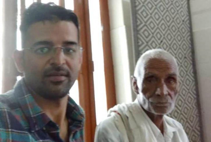Dhajja Ram, Sonipat, Haryana, honour killing, crowdfunding, Tarun Sharma