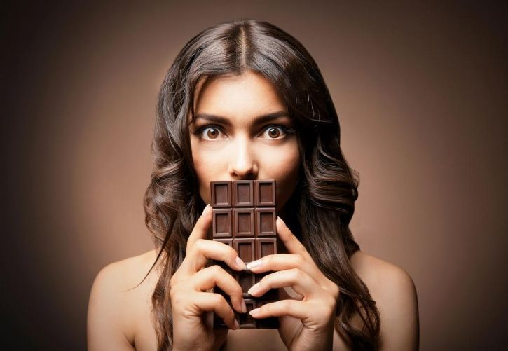 Eating Three Bars Of Dark Chocolate A Month Cuts The Risk Of Heart Failure By 13%