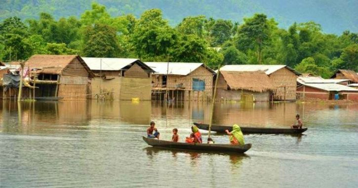 Flood Situation In Northeast Remains Miserable; AP, Assam On High Alert, Death Toll Rises To 50