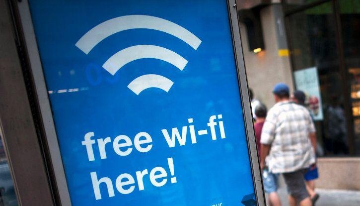 free wi-fi bengaluru city 709 sq km