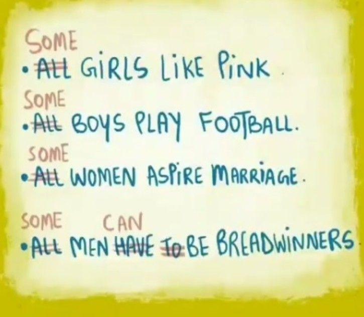 Gendered Language