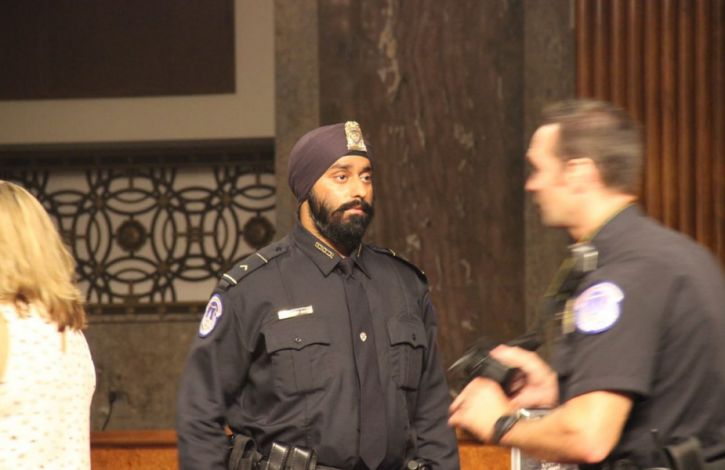 good things that happened, first sikh