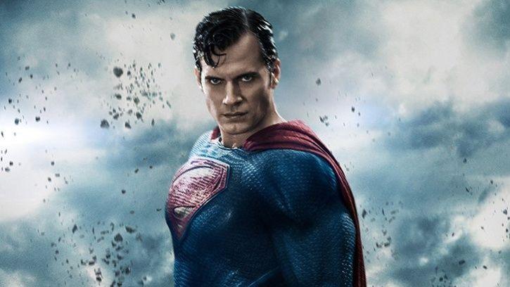 henry cavil no longer superman