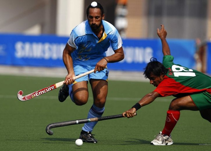 Hockey players get only Rs 15 lakh per annum