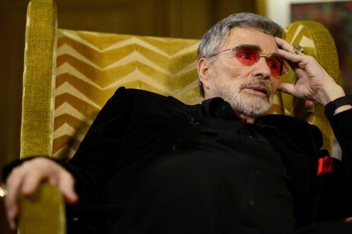 Hollywood Legend Burt Reynolds Dead