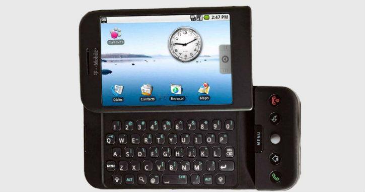 htc dream t-mobile g1